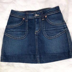 Hudson Mini Skirt